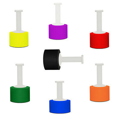 Hand Stretch Wrap Film Choose your Color, Roll & Size + Free Dispenser