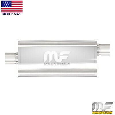 18In Body  2-1//2In C//O MagnaFlow #12256 Stainless Steel Muffler