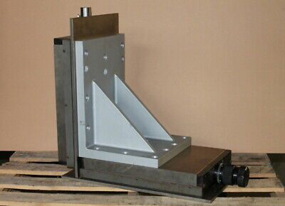 "Two axis positioning stage, Linear, Vertical slides, 4"" travel  Cleveland"