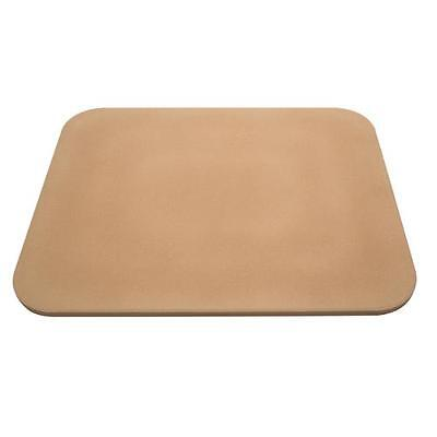 "American Metalcraft Ceramic Pizza Baking Stone - 15"" x 12"" Rectangular"