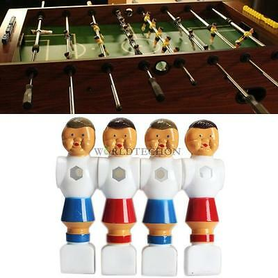 4pcs Rod Foosball Soccer Table Football Men Player Replacement Parts