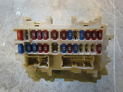 2006 infiniti g35 coupe lh drivers interior fuse box