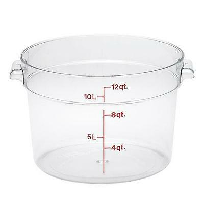 Cambro - RFSCW12135 - 12 qt Camwear® Food Storage Container