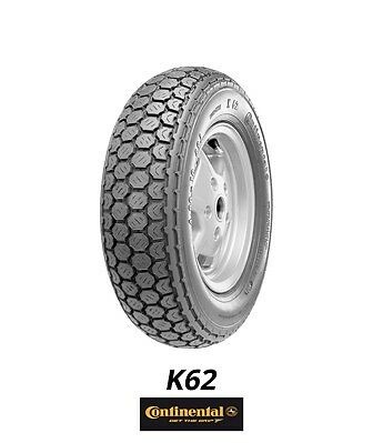 Vespa 125 GT Front Tyre 3.50-10 Continental K62
