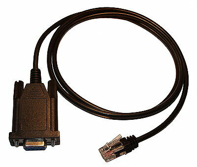 Programming Cable for Tait T2000 Series and Other Mobile Radios