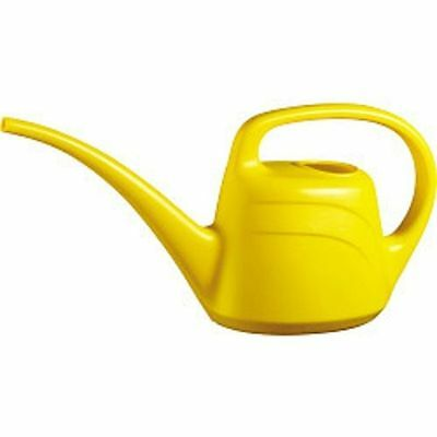 607830 Green Wash Eden Watering Can - 2L Yellow