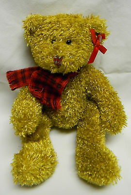 Russ Honey Brown Bear Plush