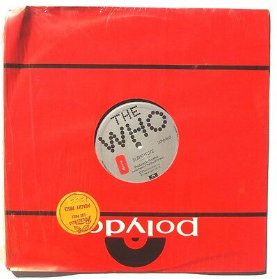 """SEALED THE WHO: Substitute LP POLYDOR RECORDS 2058803 UK 1976 12"""""""