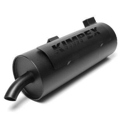 New Polaris Atv Quiet Series Muffler Sportsman 600 700 800 Exhaust Silencer
