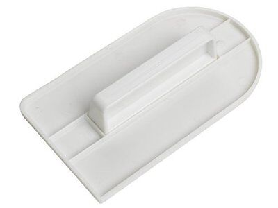 Tala Flat Edge Smoother Tool for Icing and Cake Decorating