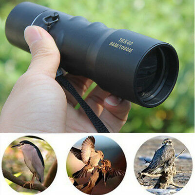Micro Jumelle Spotting Scope Monoculaire Grossissement Telescope Longue-Vue Neuf