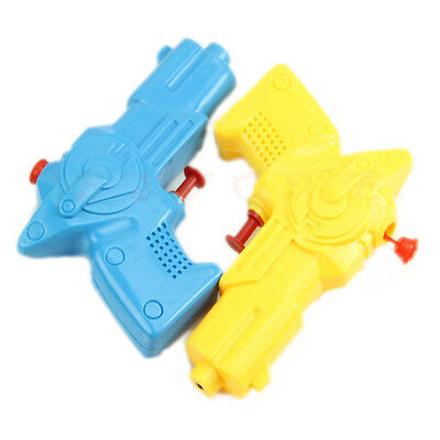 Baby Small Funny Pressure Water Gun Children Beach Water Toys 1pc 125mm