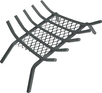 "New Homebasix 9986274 27"" Inch 5 Bar  Fireplace Stove Grate With Ember Retainer"