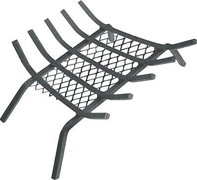 """New Homebasix 9986274 27"""" Inch 5 Bar  Fireplace Stove Grate With Ember Retainer"""