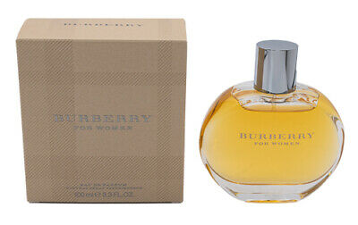 Burberry Classic by Burberry EDP Perfume for Women 3.3 / 3.4 oz New In Box