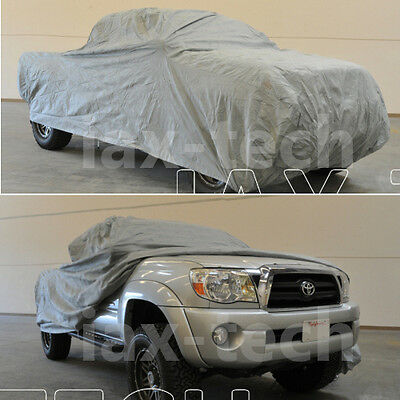 2013 Toyota Tacoma Double Cab  Breathable Truck Cover