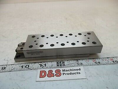 "Schneeberger NK2-110B Cross Roller Linear Slide 2.5"" Travel"