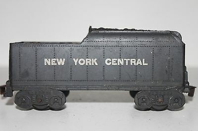 O Scale Marx 4-Wheel New York Central Tender