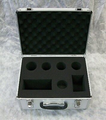 "Celestron Hard Aluminum Case For 2"" Eyepieces & Telescope Accessories - NEW"