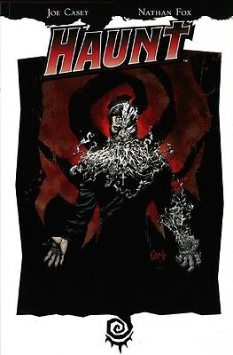 HAUNT #4 (deutsch) VARIANT  lim.111 Ex.  GREG CAPULLO (Spawn) COMIC ACTION 2012