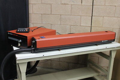 Ion laser w/power supply Innova 300 Coherent Argon for parts