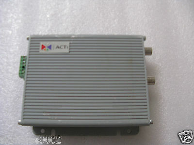 ACTI 1-Channel Video Server ACD-2100