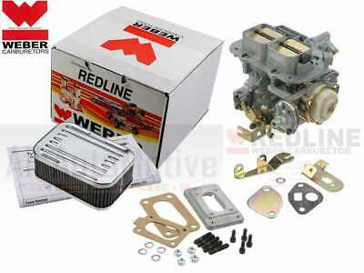 Weber carb conversion kit fits Nissan 210 310 B110 B210 1970-1982 w/ A12 A14 A15