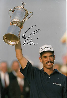 Corey Pavin Hand Signed US Open 12x8 Photo 1995 1.