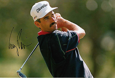 Corey Pavin Hand Signed US Open 12x8 Photo 1995 2.
