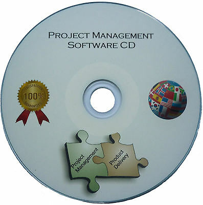 Microsoft Project 2016 2010 2013 Compatible software CD professional