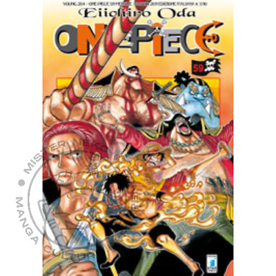 Manga - One Piece 59 - Star Comics