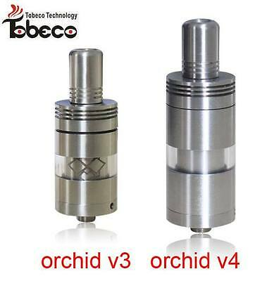ORCHID V3 AND V4 RBA RTA BY AETHERTECH REBUILDABLE TANK ATOMIZER TOBECO CLONE
