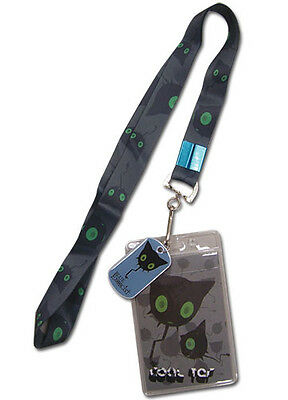 Lanyard - Blue Exorcist - New Coal Tar Toys Gifts Anime Licensed ge37523
