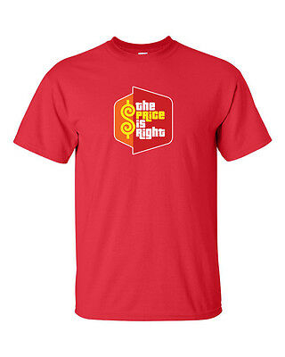 The Price Is Right Game Show 80's Retro Vintage T-Shirt Humorous Tee