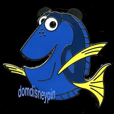 Disney Pin *Finding Nemo* Character Collection - Dory the Blue Fish!