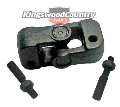 Holden Torana Uni Joint +Cotter Pins Steering Column LH LX UC. shaft knuckle uni