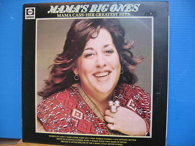 Mama Cass - Mama's Big Ones -Greatest Hits  + FREE UK POST