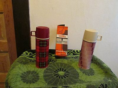Need A Cool Looking Old Thermos/ Aladdin Or Replacement Filler? Got Em' Here.