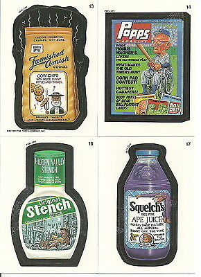 1991 Topps Wacky Packages--POOPS  #14-- NM