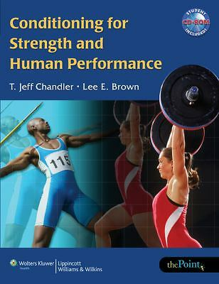 Conditioning for Strength and Human Performance, , Acceptable Book