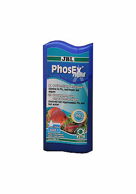 JBL PhosEx Rapid 100 ml - Phosphate Algue PO4 Traitement de l'eau traitement
