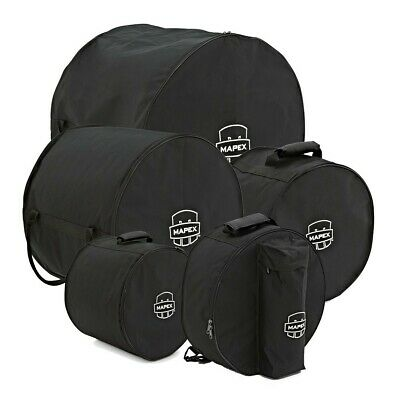 Mapex LA Fusion Drum Bag Case Set DB-22LA5PCE