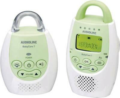Babyphone Digital Audioline 596016 Baby Care 7 1.9 GHz