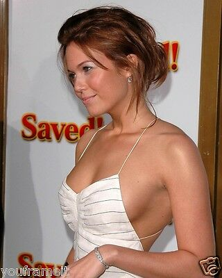 Mandy Moore 8 x 10 GLOSSY Photo Picture