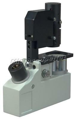 40X-400X Inverted Compound Portable Microscope for Working on Field