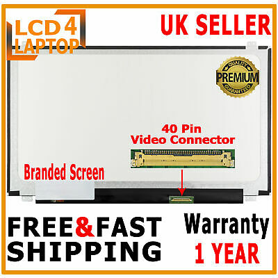 """Replacement LG Philips LP156WHB(TL)(C1) 15.6"""" Laptop LED LCD HD Screen Display"""