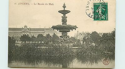 49* ANGERS   bassin du mail