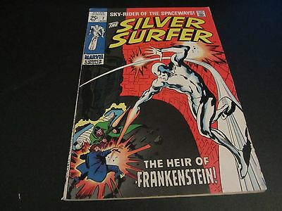 Original Silver Surfer #7 Awesome Giant Sized Issue!!
