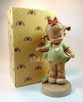 "Memories of Yesterday Mommy I Teared It Large 9"" Figurine NIB 115924"