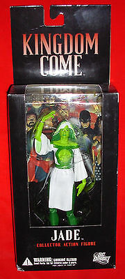 Kingdom Come Jade Dc Comics Dc Direct Collector Action Figure